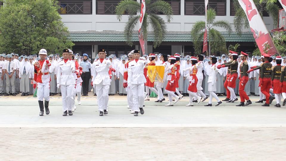 "SMKN 1 Banjarmasin HUT RI KE 71 ""KERJA NYATA"" | SMK Negeri 1 Banjarmasin"